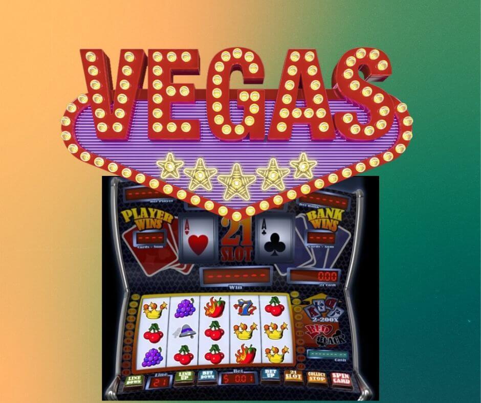 Blackjack slot machines